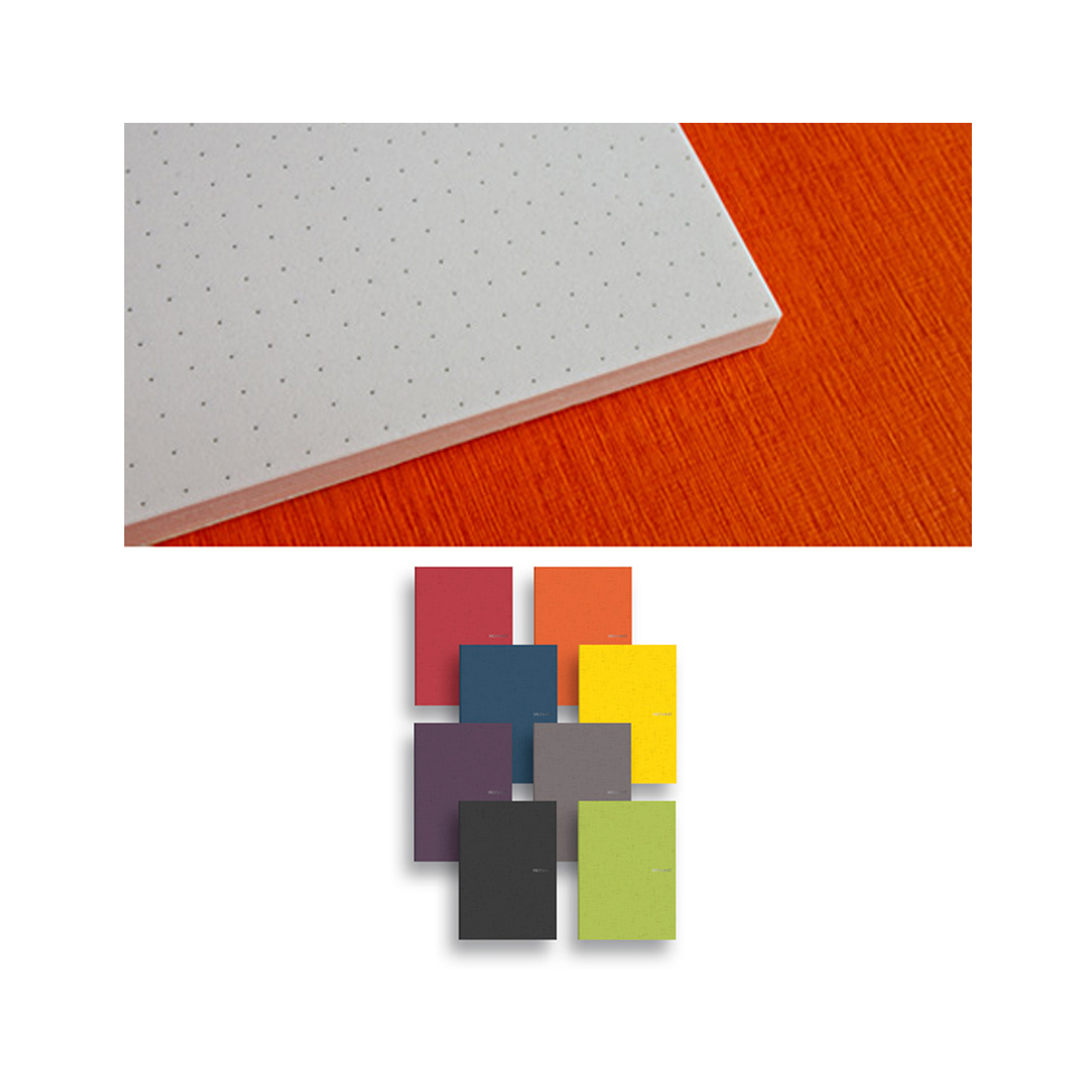 EcoQua Dot Notepads