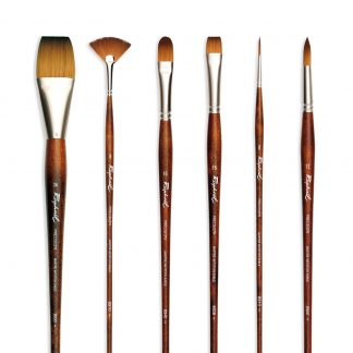 Precision Long Handled Brushes