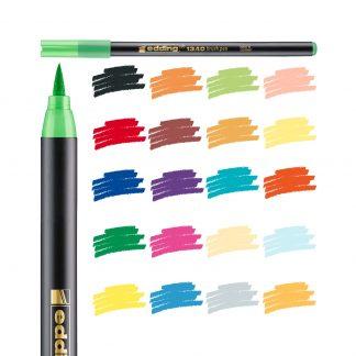 1340 Individual Brush Pens
