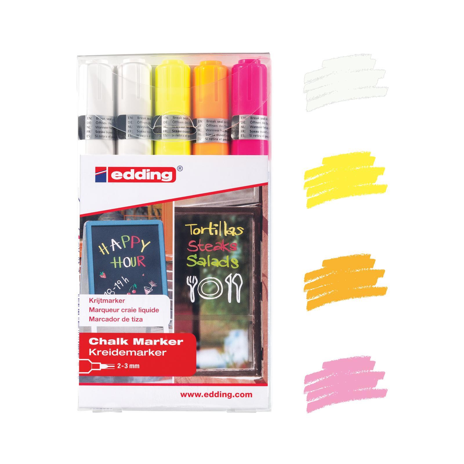 Chalk Marker Sets