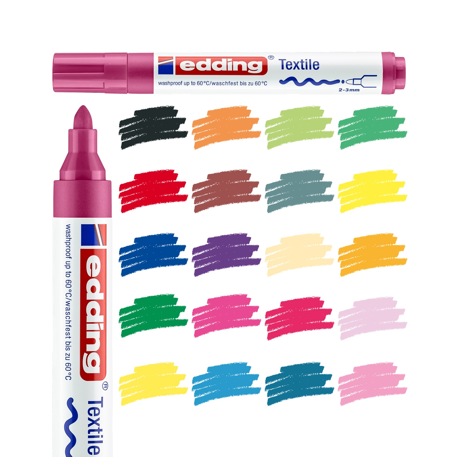 Individual Textile Markers