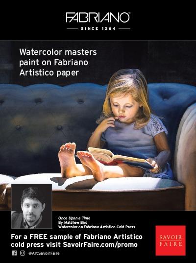 Fabriano Artistico Soft Press