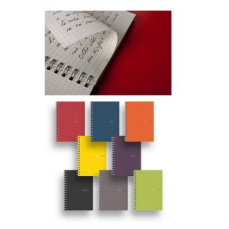 EcoQua Spiral Notebooks