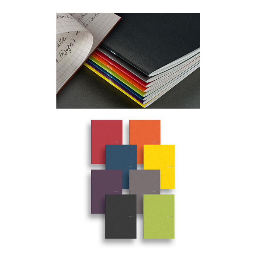 EcoQua Staplebound Notebooks