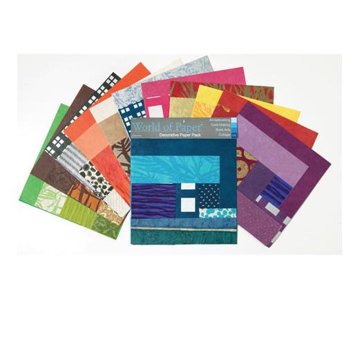 Decorative Paper Packs