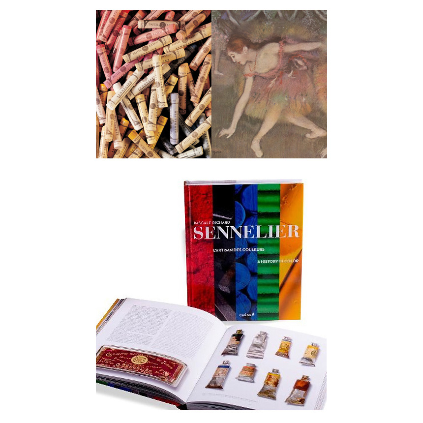 Sennelier Book- A History in Color